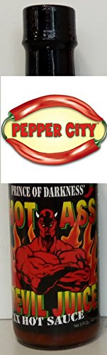 Hot & Fire - Hot Ass Devil Juice Chili Sauce - 147ml