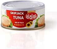Al Alali Skipjack Tuna In Sunflower Oil, 170 g