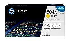 Hp 504a Yellow Original Laserjet Toner Cartridge (Ce252a)