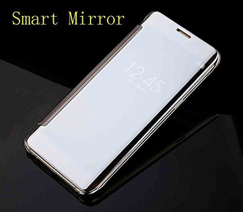 galaxy-note4-hulle-translucent-window-view-flip-cover-shiny-plating-make-up-mirror-taitou-smart-slee