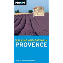 Moon Walking and Eating in Provence