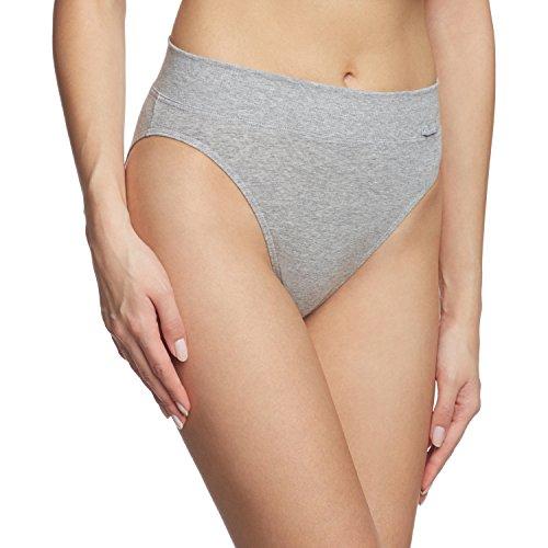Comfort Hipster Panty (Calida Damen 22030 Slip, Grau (Stein meliert 096), 46 (Herstellergröße: M = 44/46))