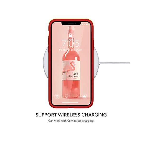 Oihxse Compatible with Huawei P20 Case 3 Pieces with Fashion Design, Soft TPU Bumper Ultra-Thin [Wireless Charging] Back Cover, [Anti-fingerprint] [Non-Fade] Red Matte Finish Skin Shell(4) Oihxse 🦜【Ultra-Thin & Slim Fit】3pcs Ultra-Slim design snugly fit for your Huawei P20 to bring [Sleek Look], [Stylish Charming] and [Great in-hand Feeling] due to the process with matte finish compliment with fashion pattern on the mobile phone case back-red colour. 🦜【Support Wireless Charge】With precision cutouts of the Huawei P20, you can easy access to headphone jack, charger port, key mute, speakers, audio ports and buttons without the interference of [WiFi Reception], [Signal Reception], [Wireless Charging Performance], etc. 🦜【Anti-Fingerprint & Non-Fade Material】Crafted with soft anti-yellowing and non-fade TPU material with red frosted finish to provide you fingerprint resistant, anti-slip, daily scratches, bumps, drops and other daily damages. 7