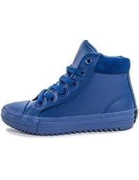 f827772ff8 Amazon.it: converse all star alte - Blu: Scarpe e borse