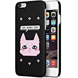 Cry Baby Cry Kawaii Cat Plastic Snap-On Protective Case Cover For iPhone 6, iPhone 6S