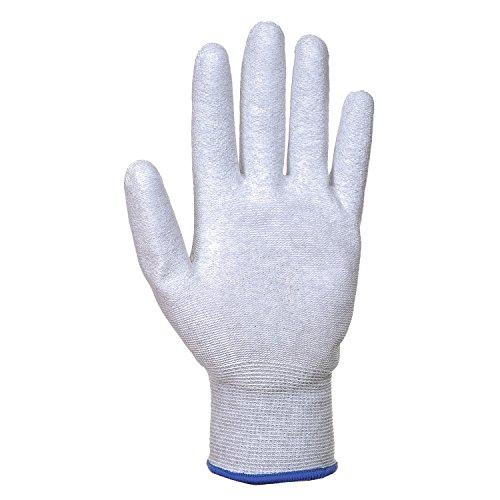 Portwest A199–antistatique gant PU Palm, A199GRRXXL gris