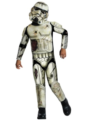 Kostüm Zombie Stormtrooper - Rubie's Zombie Stormtrooper-Kostüm für Kind