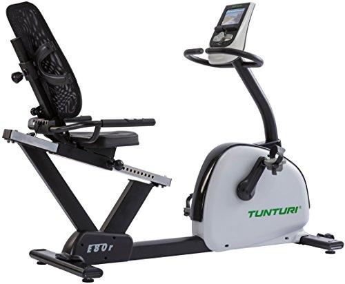 Tunturi - Bicicleta estã¡tica reclinable e80r recumbent endurance con envío, montaje y puesta en marcha incluido