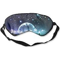 Dream Night Sky 99% Eyeshade Blinders Sleeping Eye Patch Eye Mask Blindfold For Travel Insomnia Meditation preisvergleich bei billige-tabletten.eu