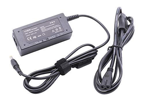 vhbw 220V Notebook Laptop Netzteil für Sony Vaio VGN-P720, VGN-P788, VGN-P798, VGN-P799, VPC-P1, VPC-P115, VPC-P116, VPC-P11, VPC-X113, VPC-X115.