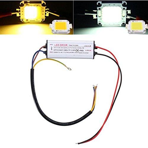 Bazaar AC85-265V 33W wasserdichte hohe Leistung LED Fahrer-Versodergungsmaterial SMD Span für Flut-Licht -