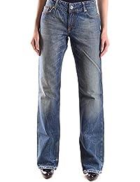 Dolce E Gabbana Femme MCBI099043O Bleu Coton Jeans
