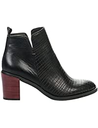 Boots femme - UN MATIN D éTé - Noir - 1VENITA - Millim