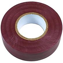 Connect Workshop Consumables 3688919mm x 20m cinta aislante de PVC–marrón