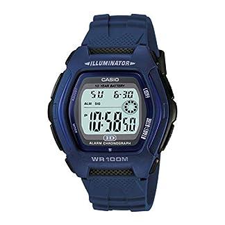 Casio Youth Digital Blue Dial Men's Watch – HDD-600C-2AVDF (D057)