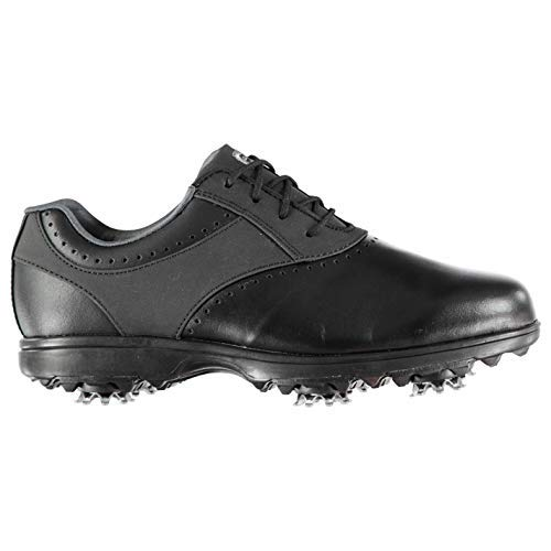 Footjoy Emergono Donna Scarpe da Golf Senza Chiodi Scarpe Sportive Calzature - Nero, 40 EU