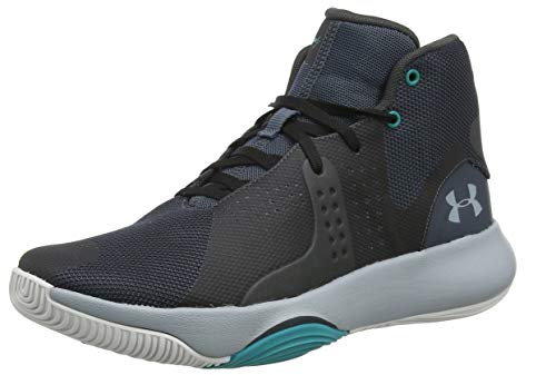 Under Armour Herren UA Anomaly Basketballschuhe, Grau (Wire 402), 45 EU
