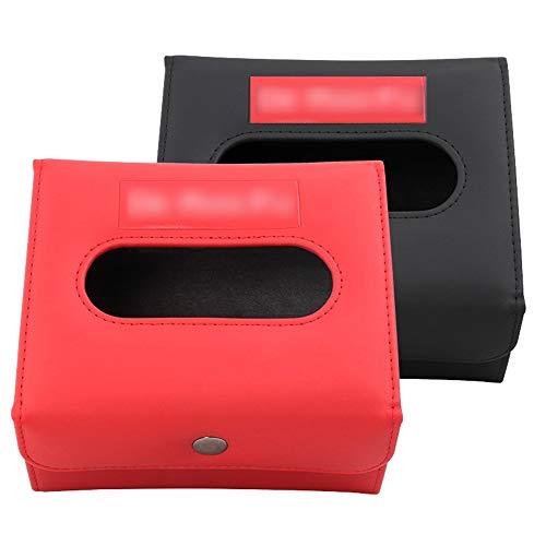FELICIPP Negro Rojo Fold Consola Apoyabrazos Caja