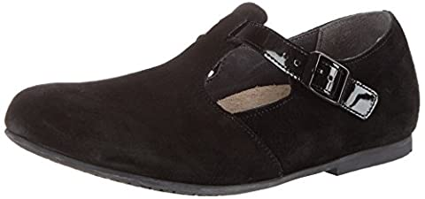 Femmes Noir Mary Jane Shoes - Birkenstock Tickel, Mary Jane femme - noir