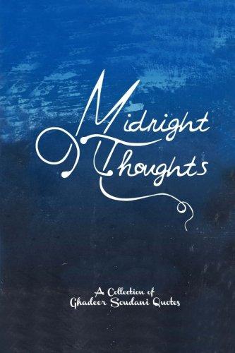 Usado, Midnight Thoughts: A Collection of Ghadeer Soudani segunda mano  Se entrega en toda España
