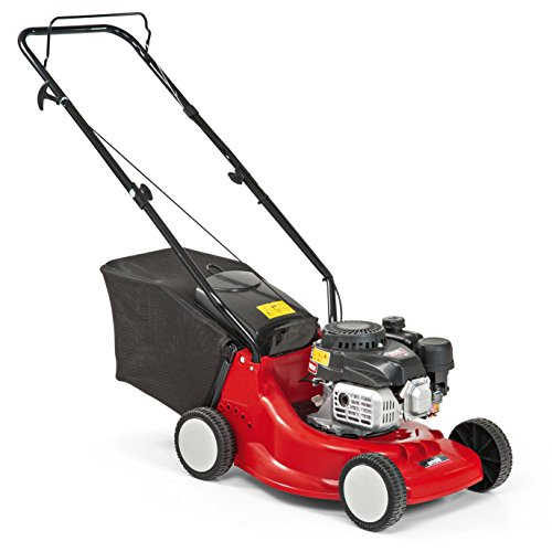 MTD SMART 395 PO - Cortacésped (Push lawn mower, Gasolina)