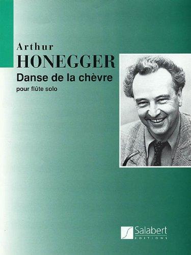 Danse de La Chevre: For Solo Flute