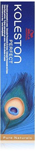 Wella - 3/00 Dunkelbraun Natur Koleston Perfect Farbe (Ppd-haare Färben)