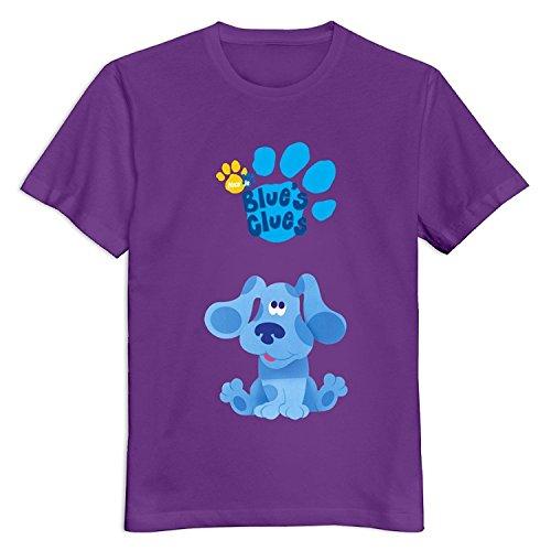 mans-blues-clues-100-cotton-fashion-t-shirt