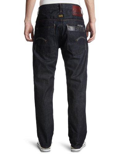 G-STAR Herren Jeans 3301 Tapered Blau