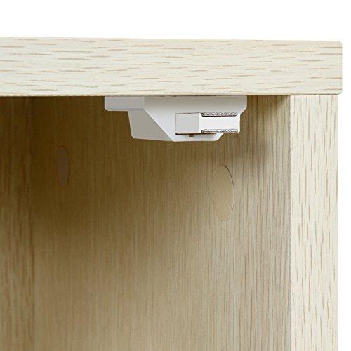 Waschbeckenunterschrank mit zwei Einlegeböden - 5