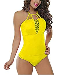 ZARINA Body Colombiano Estampado Body con Faja 022