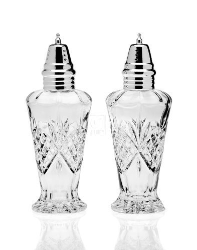 Godinger Crystal Dublin Salz Und Pfeffer Set von Godinger Godinger Crystal