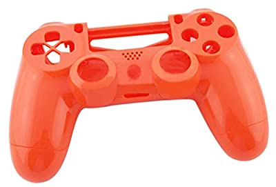 JYR Wireless Handle Hard Shell Shell Case for PS4 Game Controller - Orange from JYR