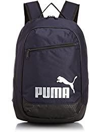 Puma 23 Ltrs New Navy and Black Casual Backpack (7330402)