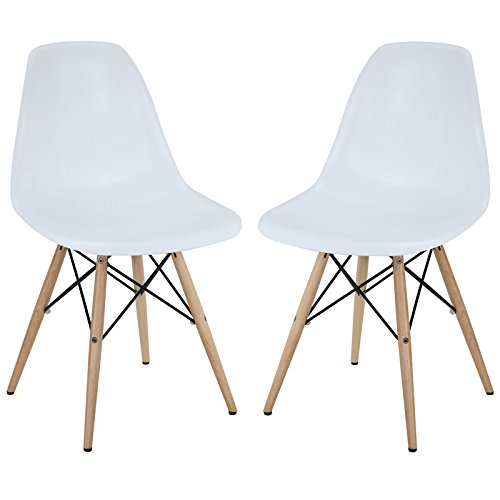 lexmod-two-plastic-side-chairs-in-white-with-wooden-base