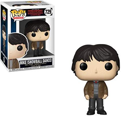Funko 35055 Pop Vinyl: Stranger Things: Mike at...