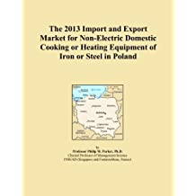 The 2013 Import and Export Market for Non-Electric Domestic Cooking or Heating Equipment of Iron or Steel in Poland