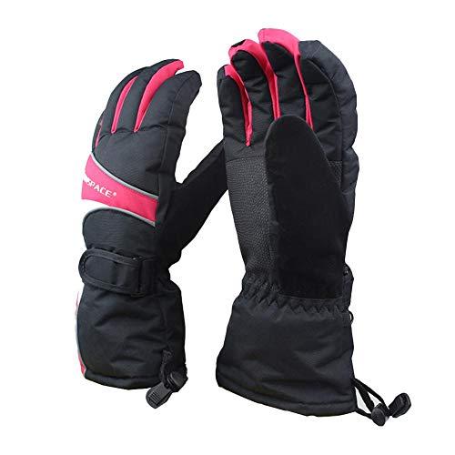 Todaytop Beheizbare Handschuhe Handwärmer mit Akku warmes Weiches Tragegefühl, Laufhandschuhe Radfahren Jagd Sports Handschuhe Wasserdichte Winddichte Skihandschuhe Winterhandschuhe