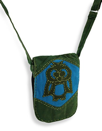 Things2Die4 - Borsa a tracolla donna Green