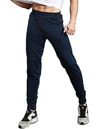 f6ab32b36cc5 Pinkpum Herren Jogginghose Trainingsanzug Fitness für Sport Gym Training  Jogger für Freizeit Hose Schwarz ...