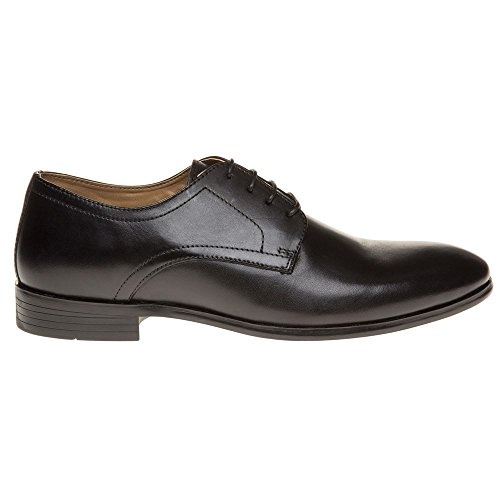 Red Tape Silwood Homme Chaussures Noir Noir