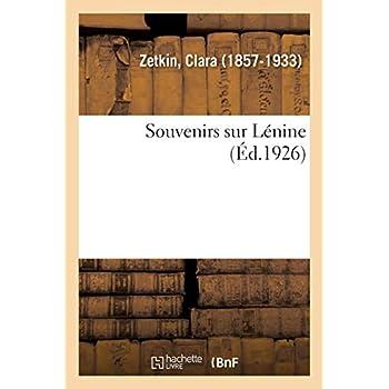 Souvenirs sur Lénine