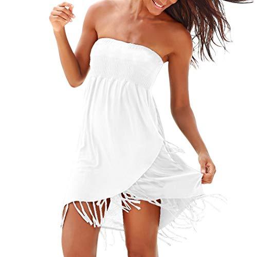 Bikini Damen Push Up High Waist Große Größen Bademode Badeanzug Schwimmanzug Strandmode Oberteil Mit Rüschen+ Slip (Kleid Pailletten-spitzen Lauren Ralph)