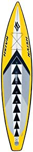 Naish One Air NISCO SUP Inflatable Stand Up Paddle Board 12'6 inc Paddle