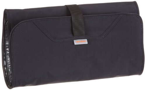 Samsonite Travel Accessor. V Fold. Hang. Toiletry Kit Beauty Case, Nero (Nero)