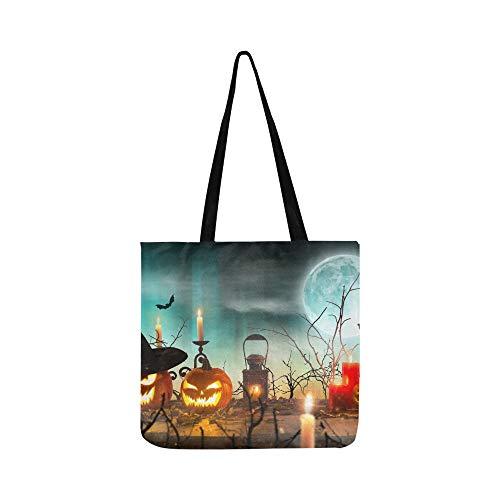 auf hölzernen Planken blaue Leinwand Tote Handtasche Schultertasche Crossbody Taschen Geldbörsen für Männer und Frauen Einkaufstasche ()