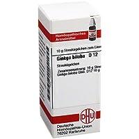 GINKGO BILOBA D 12 Globuli 10 g Globuli preisvergleich bei billige-tabletten.eu