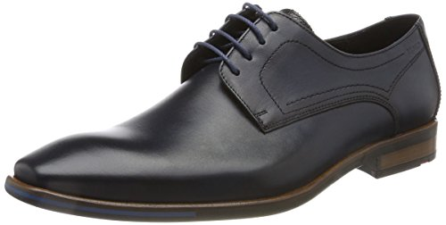 LLOYD Herren Don Derbys, Blau (Blue), 46 EU