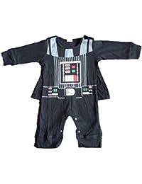 Star Wars - Disfraz para bebé, diseño de Darth Vader
