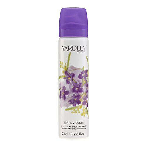Yardley London April Violets Deodorising Body Fragrance by YardleyLondon
